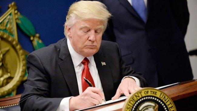 Trump, Türkiye'ye yaptırım içeren bütçe tasarısını bugün onaylayacak