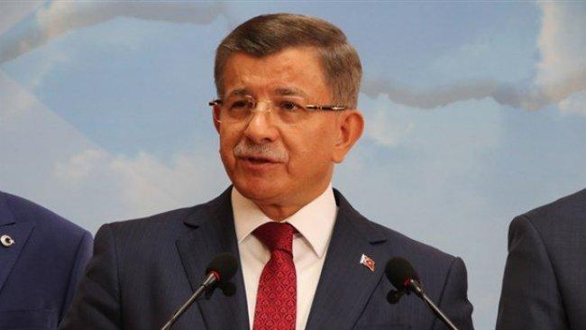 Davutoğlu'ndan AK Parti'ye yönelik ilk hamle