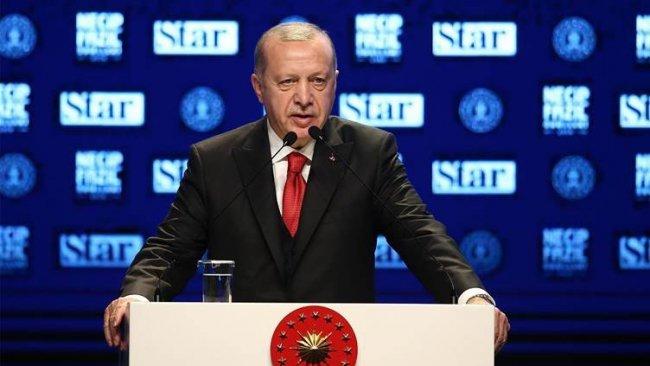 Erdoğan: CHP'nin Dersim konusunda ne düşündüğünü bilmiyoruz