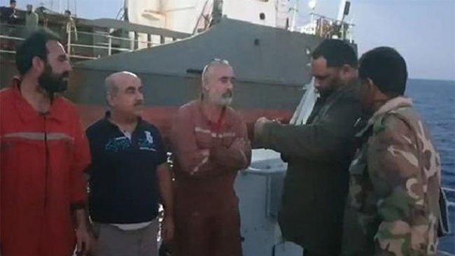 Libya'da Hafter'e bağlı güçler Türk gemisine el koydu