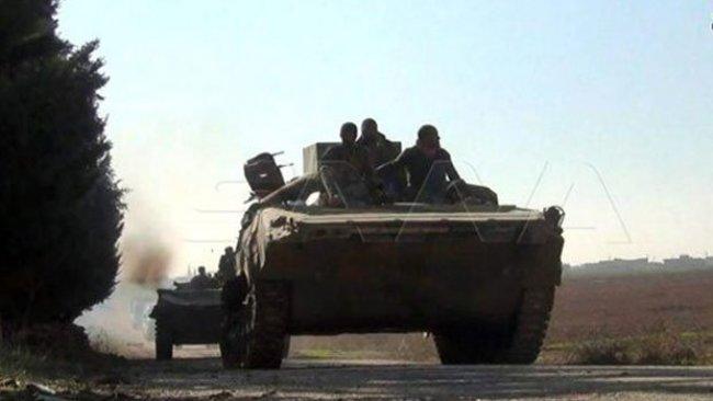 Suriye ordusu İdlib'de ilerliyor, TSK gözlem noktalarına yaklaştı!