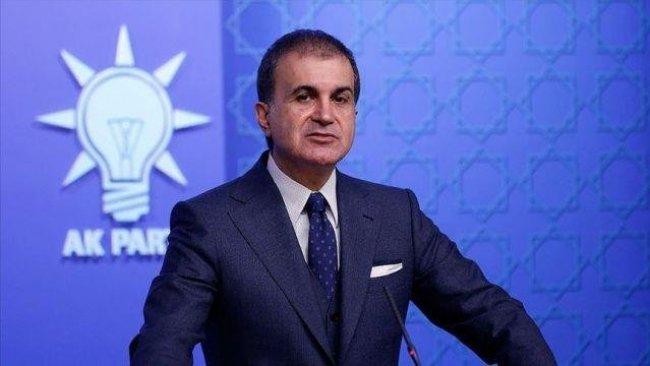 AKP Sözcüsü Çelik: Türkiye mülteci yükünü tek başına kaldıramaz