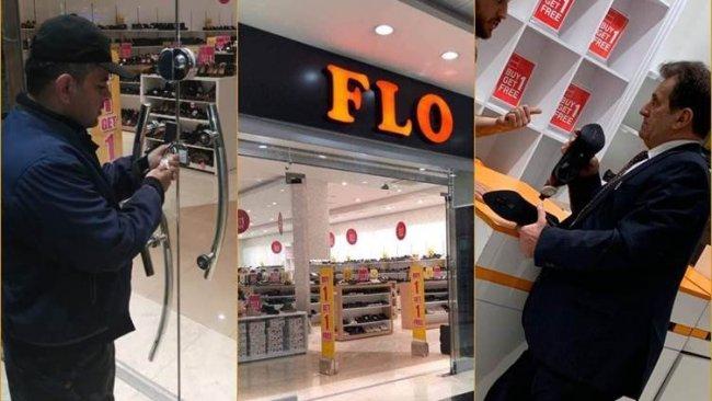 Erbil'de FLO mağazası Hristiyan inancını aşağılama suçlamasıyla kapatıldı