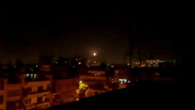 İsrail'den Suriye'ye' füze saldırısı