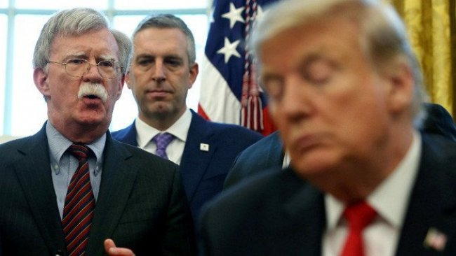 Bolton: Trump Kararında ciddi değil