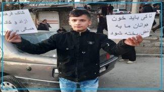 İran güçleri, Kolber ölümlerini protesto eden Kürt çocuğunu gözaltına aldı
