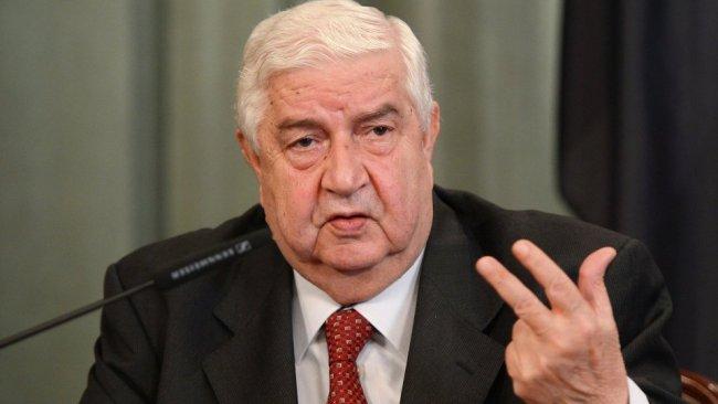 Suriye Dışişleri Bakanı'ndan 3 ülkeye komplo suçlaması