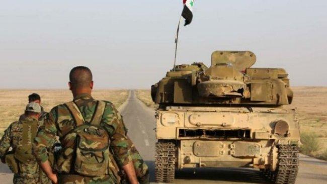 Suriye rejim ordusu 4 günde 35 yerleşim yerini ele geçirdi