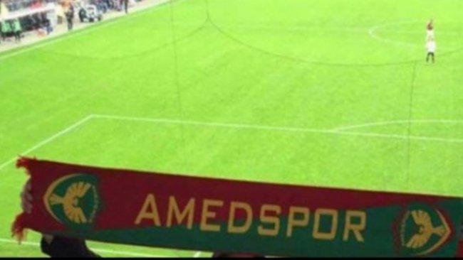 Amedspor'dan inceleme kararına tepki: Baskılardan bıktık