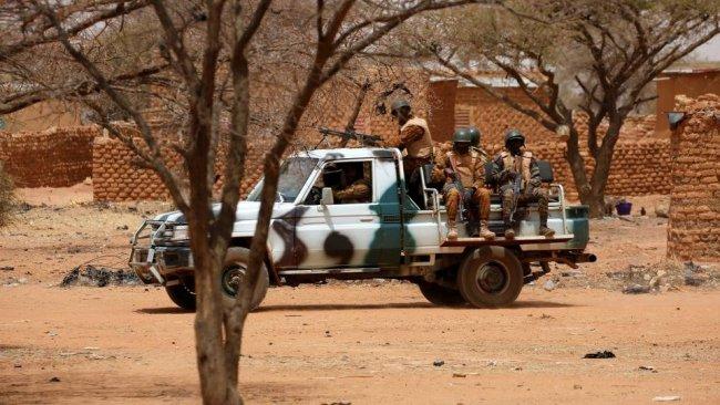 Burkina Faso'da katliam: 122 ölü