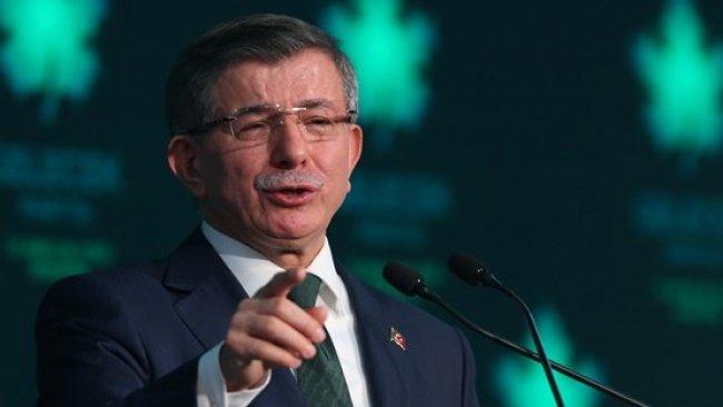 Davutoğlu'ndan Kanal İstanbul açıklaması! Erdoğan'a söylemiştim