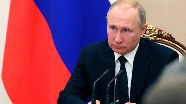 Putin, 5 generali görevden aldı
