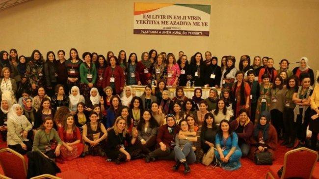 Kürt Kadın Platformu'nun sonuç bildirgesi