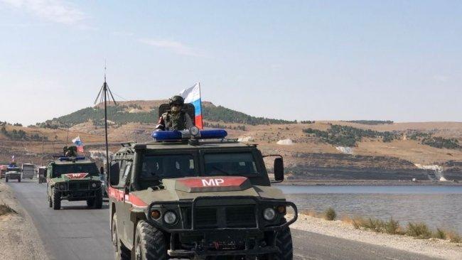 Rus askerleri ABD'nin çekildiği askeri üsse konuşlandı