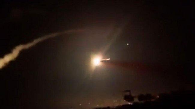 Suriye'deki İran hedeflerine saldırı: 5 ölü