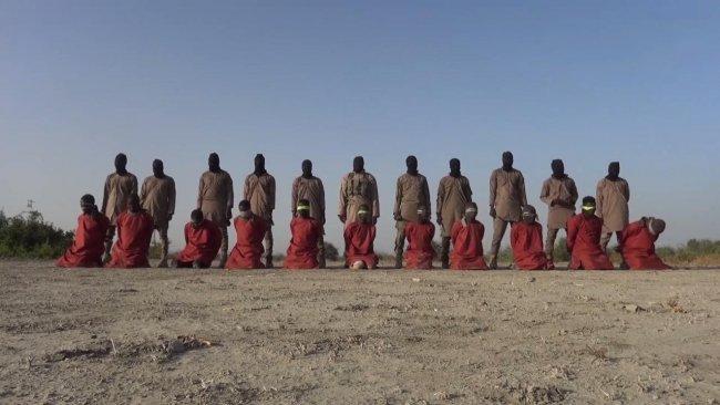 IŞİD Bağdadi'nin intikamı diyerek 11 kişiyi infaz etti