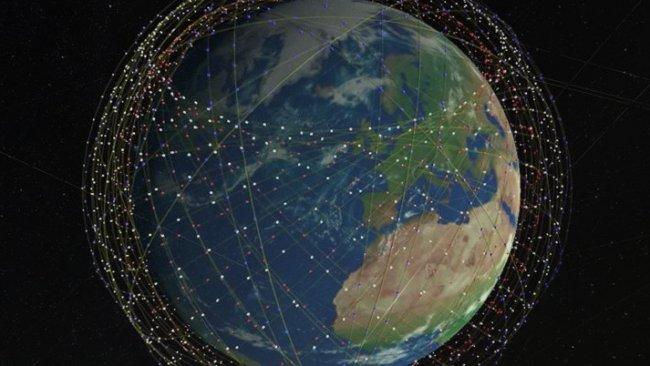 2020'de uzaya binlerce uydu fırlatılacak