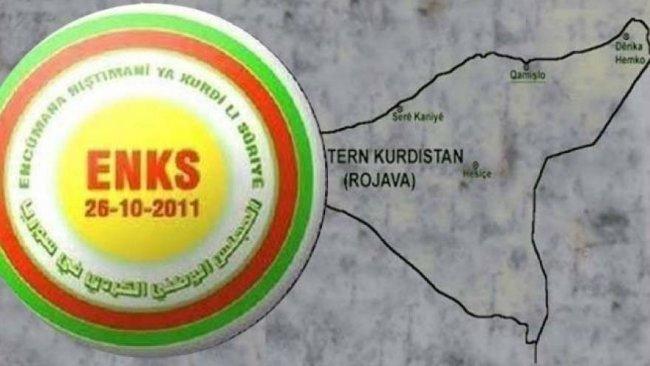 ENKS'den Rojava açıklaması: Henüz bir adım atılmadı