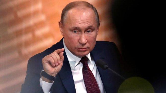 Putin'den gözdağı: Artık dünya'da istediğimiz yeri vurabiliriz