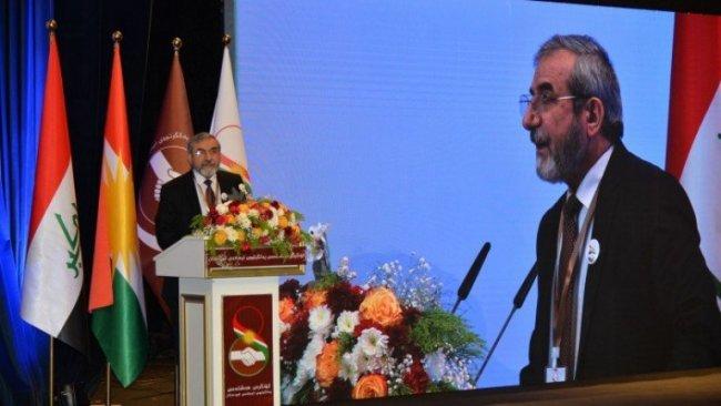 Yekgirtû'nun Genel Başkanlığı'na tekrar Selahaddin Bahaddin seçildi