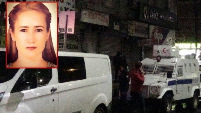 Diyarbakır'da öldürülen kadının katili ortaya çıktı