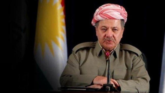 Başkan Barzani'den Behadin'e tebrik