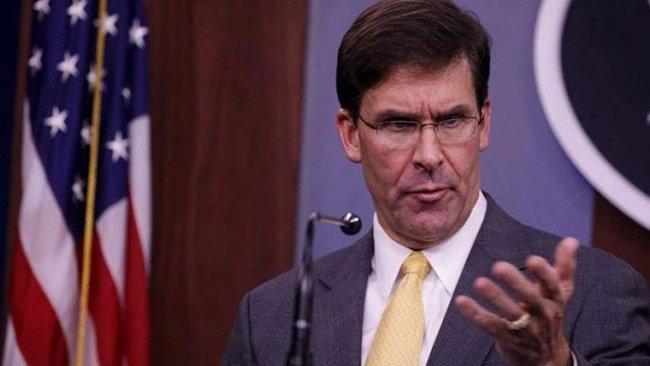 Esper: İran'ı caydırmak için ek önlemler alacağız