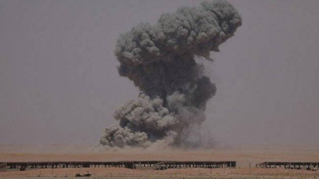 Haşdi Şabi'ye bombardıman: Ölü sayısı yükseliyor