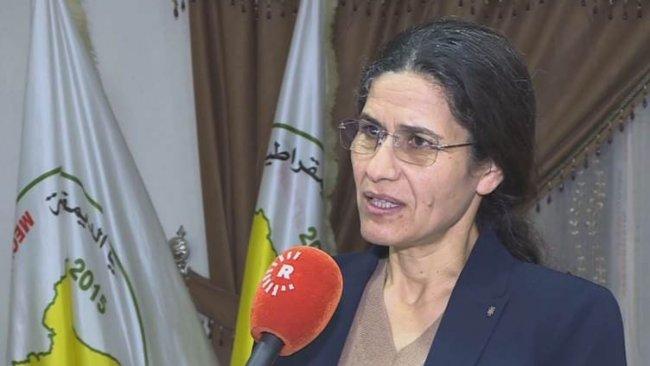 İlham Ahmet: Arap ülkelerinin Rojava tutumunda değişim var