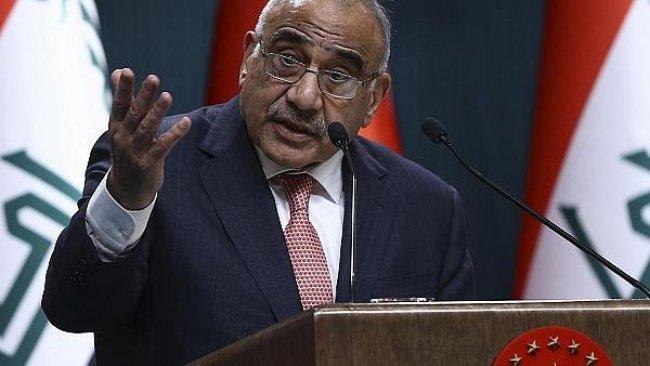 Irak'tan ABD'nin Haşdi Şabi'ye yönelik saldırısına tepki