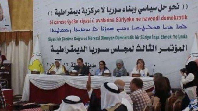 Mısır'dan Rojava Kürtleri'ne destek