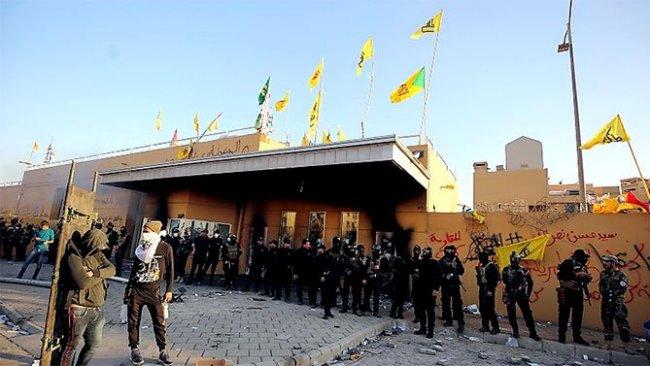 Kritik gelişme: Büyükelçiliklerin Bağdat'tan Erbil'e taşınması gündemde!