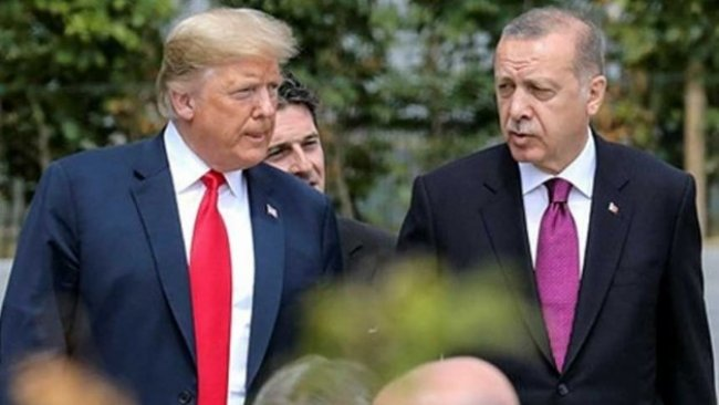 Trump'tan Erdoğan'a Libya uyarısı