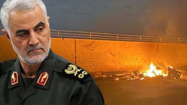 Operasyonun detayları ortaya çıktı: ABD, Kasım Süleymani'yi böyle öldürdü!