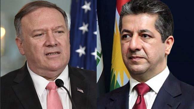 Başbakan ile Pompeo arasında 'Kasım Süleymani' görüşmesi