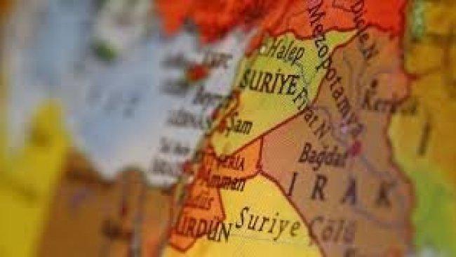 Irak Hizbullahı'na ait mevziler vuruldu iddiası