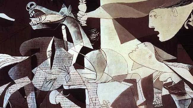 Kürtlerin Guernica'ları çok, Picasso'ları var mı?