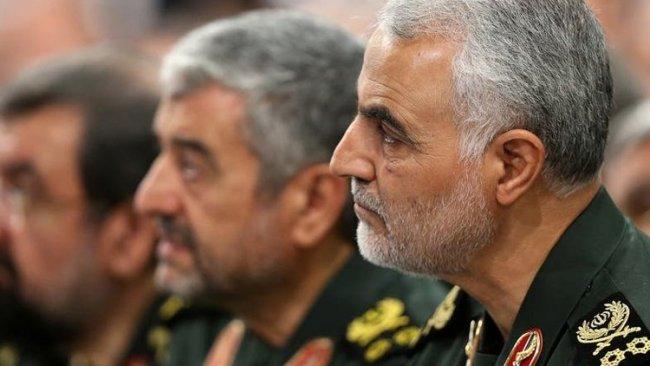 Reuters, Süleymani'nin Irak'taki 'gizli toplantı'sını yazdı