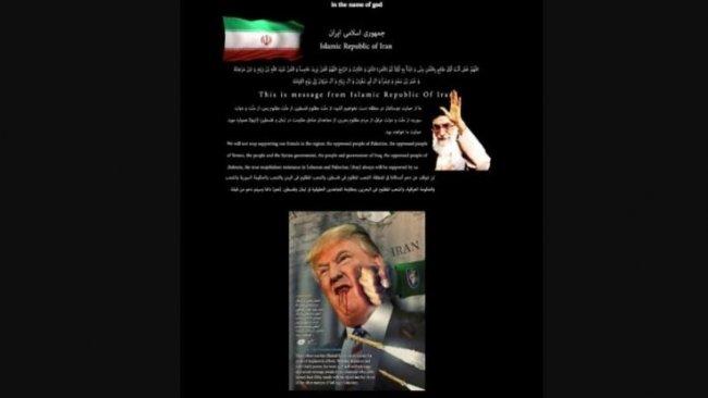 İran'dan ABD'ye siber saldırı