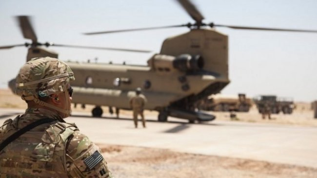 Koalisyon'dan 'Irak üslerine saldırı' açıklaması