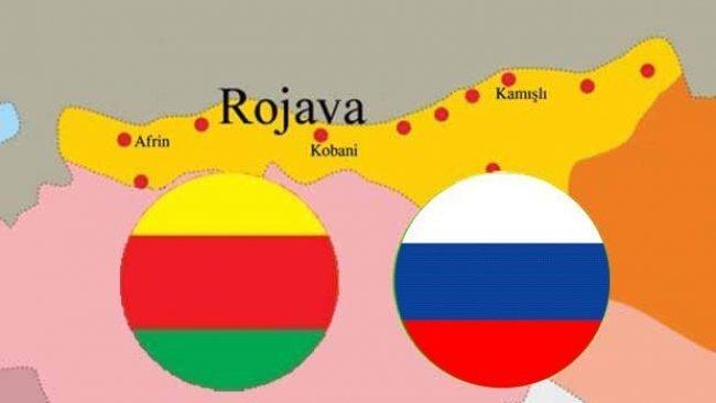 Rusya'dan Rojava Özerk Yönetimi'ne tehdit