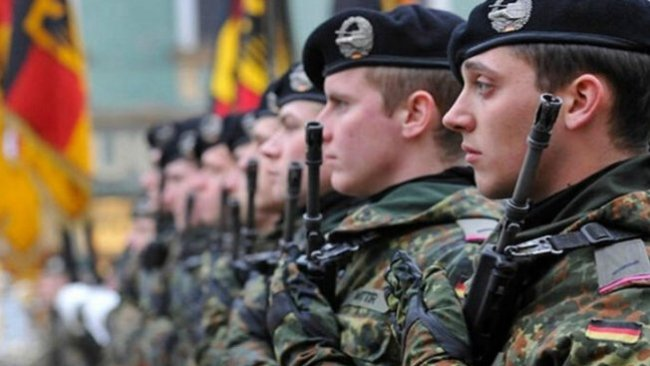 Almanya'dan Irak açıklaması