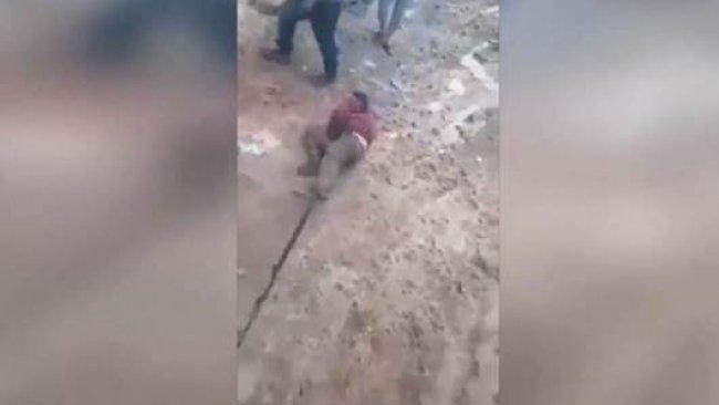 SMO'nun Kürt gencine yaptığı işkence görüntüleri sosyal medyada paylaşıldı