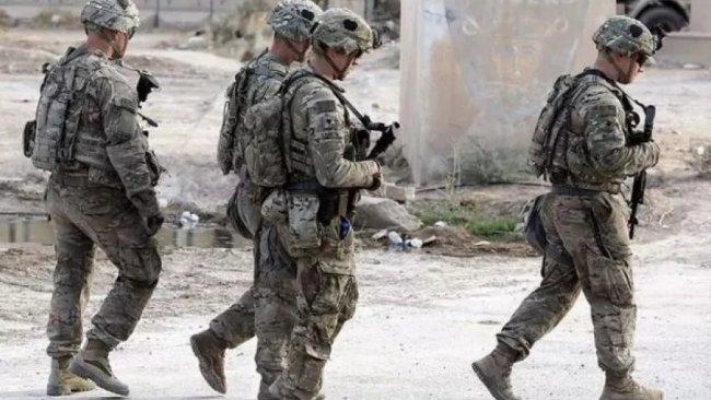 Uluslararası Koalisyon Irak'taki faaliyetlerini askıya aldı