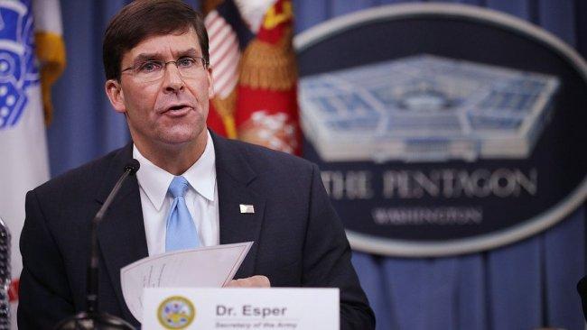 Esper yeniledi: ABD, Irak'tan çekilmiyor