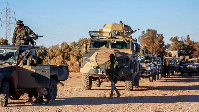 Kaddafi'nin kenti Sirte Hafter güçlerinin kontrolüne geçti
