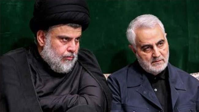 Sadr için flaş iddia: Süleymani'nin konumunu sızdırdı!