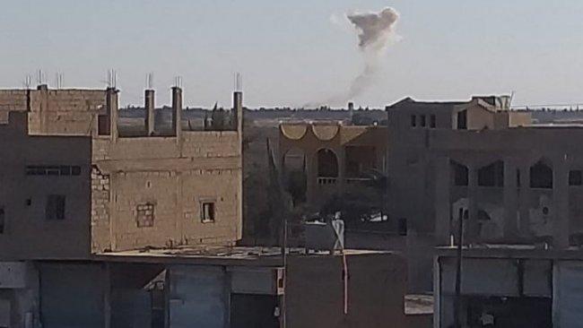 ABD savaş uçakları İran'ın Deyr ez Zor'daki üssünü bombaladı