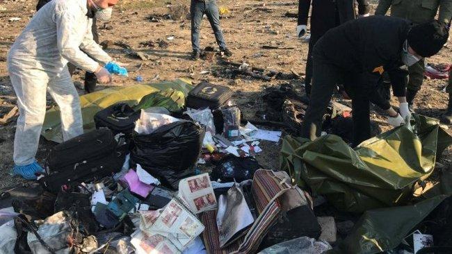 ABD'den İran'daki uçak kazasına ilişkin taziye mesajı