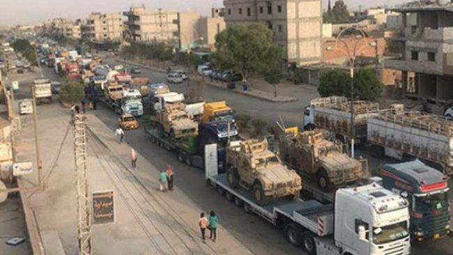 ABD'den Rojava'da dikkat çeken adım: Askeri üsler boşaltıldı!